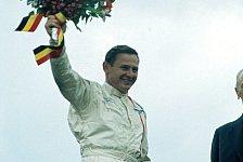 Formel 1 heute vor 52 Jahren: Sternstunde einer F1-Legende