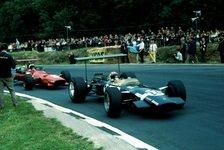 Formel 1 - 45 Jahre nach dem ersten Jubel: Jo Siffert: Mit Flei�, Charme & Schnauzbart