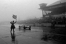 Formel 1 gegen das Wetter: Die größten Chaos-Wochenenden
