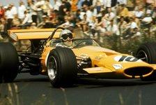 Formel 1 - Exot mit Visionen: Bruce McLaren: Der Mann hinter dem Namen