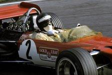 Formel 1 - Der erste F1-Popstar: 44. Todestag: Erinnerungen an Jochen Rindt