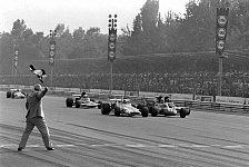 Formel 1 - Ein unvergessener Sieg: Video - Peter Gethin gewinnt Italien GP 1971