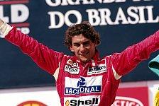 Formel 1 - Schumacher nur auf Platz vier: Senna zum besten Fahrer aller Zeiten gew�hlt