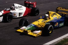 Formel 1 - Video: So testete die K�nigsklasse 1991