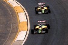 Formel 1 - Finale mit doppelten Punkten?: Mexiko: Peraltada-Kurve gestrichen
