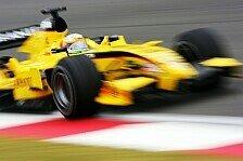 Formel 1 - Karthikeyan gibt Midland-Cockpit auf
