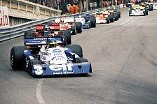 Formel 1 - Formel 1 in Monaco: 70er