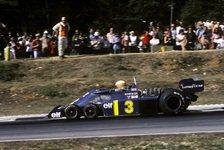 Formel 1 heute vor 44 Jahren: Tyrrells radikaler Six-Wheeler