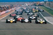 Formel 1 - Bilderserie: Italien GP - Fakten zum Grand Prix in Monza