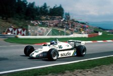 Formel 1 - Video: Goodwood: Onboard mit dem Williams FW08