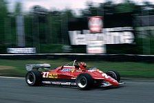 Formel 1 heute vor 39 Jahren: Ferrari verliert seinen Helden