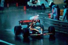 Formel 1 heute vor 36 Jahren: Jugendlicher Wahnsinn in Monaco