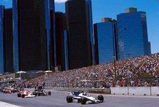 Formel 1 zurück in Austin: Alle Austragungsorte des USA-GP
