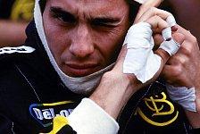 WRC - Es ist... �berraschend: Ayrton Senna: Rallyefahrer f�r einen Tag