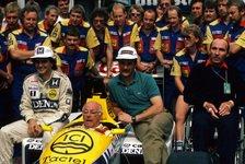 Formel 1 - Neuauflage eines legend�ren Duells: Video - Mansell vs. Piquet 2.0