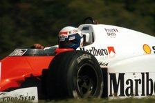 Formel 1 - Jeder muss sich anpassen: Prost: Reifensituation typisch Formel 1