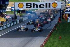 Formel 1 - Bilderserie: Red Bull Ring im Wandel der Zeit