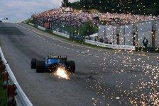 Formel 1 - Es soll wieder funken: Blog - Funken statt Tr�ten