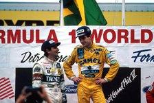 Formel 1 - Kein technisches & mechanisches Verst�ndnis: Piquet jr.: Senna heutzutage chancenlos