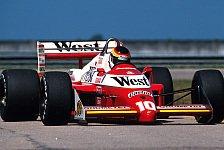 Formel 1 - Jordans Vertrag war nicht akzeptabel: Schneiders F1-Karriere eine Katastrophe