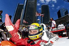 Formel 1 - Der perfekte Rennfahrer: Zum Geburtstag: Die Karriere des Ayrton Senna