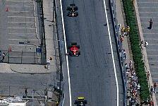 Formel 1 - USA-Detroit GP