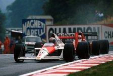 Formel 1 - Pironi-Unfall als hemmender Ausl�ser: Prost �ber seine Abneigung gegen Regen