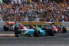 Formel 1 heute vor 31 Jahren: March auf dem Podium
