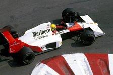 Formel 1 heute vor 32 Jahren: Sennas magische Monaco-Pole