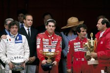 Formel 1 - Formel 1 in Monaco: 80er