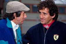 Formel 1 - Sehr schmeichelhaft: Renault-Rolle eine Ehre f�r Prost