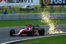 Formel 1 - Bilder: Funkenschlag in der Formel 1