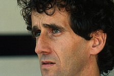 Formel 1 - Prost hat Verst�ndnis f�r Alonso: Von Weltmeister zu Weltmeister