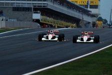 Formel 1 - Bilder: McLaren in der Formel 1