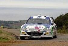WRC - OMV World Rally Team f�r Korsika ger�stet