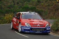 WRC - Comeback bei Citroen?: Duval k�nnte in Deutschland starten