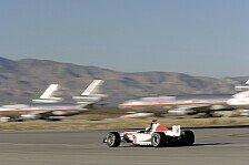 Formel 1 - Herausforderung Geschwindigkeit: Noch schneller als in Monza: Bonneville 400