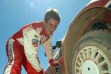 WRC - Francois Duval neben Manfred Stohl: Heimspiel bei der Deutschland Rallye