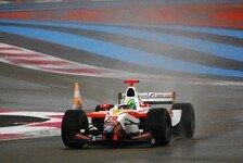 GP2 - GP2 - Testfahrten in Le Castellet