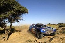 WRC - Tunesien, 3. Etappe: Bestzeit f�r de Villiers
