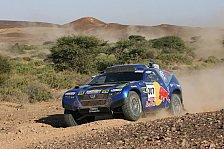 WRC - Tunesien, 2. Etappe: Sainz am Geburtstag auf Platz drei