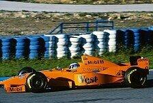 Formel 1 - Bilderserie: McLaren: Die Geschichte der orangen Pfeile