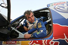 WRC - Tunesien Rallye: Sainz gewinnt Prolog