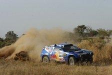 WRC - Tunesien, 1. Etappe: VW auf den Pl�tzen drei und vier
