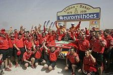 Dakar - Rückblick: Rallye Dakar 2006