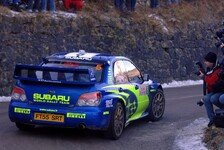 WRC - Nach 6. WP: Petter Solberg out