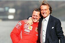 Formel 1 - Widmung f�r Schumacher: Montezemolo in Automotive Hall of Fame aufgenommen