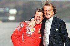Formel 1 - Bilder: Montezemolo: Bilder seiner Karriere
