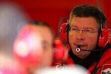 Formel 1 - Meeting mit Stefano Domenicali: Ger�cht - Brawn zur�ck zu Ferrari?