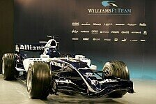 Formel 1 - Bilderserie: Das Williams Team 2006